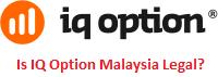 IQ Option legal in Malaysia